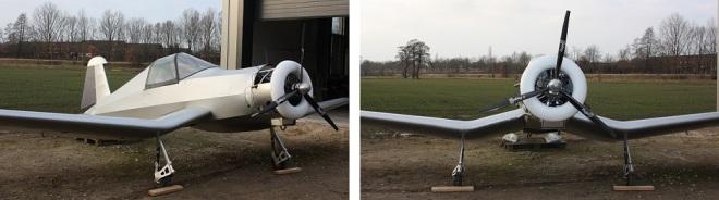 Corsair - Rollout des Prototypen