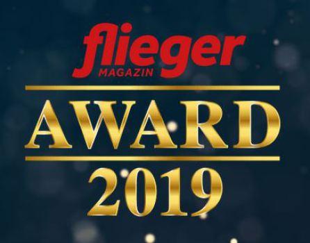 Flieger Award 2019 - die Corsair ist nominiert