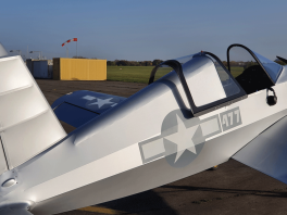 Corsair - First US-Version ready for take off