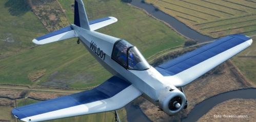 Corsair Probeflug über Stade