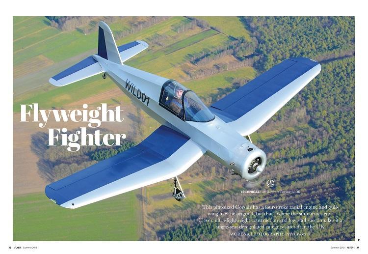 JH Aircraft GmbH, Leichtflugzeugbau - News